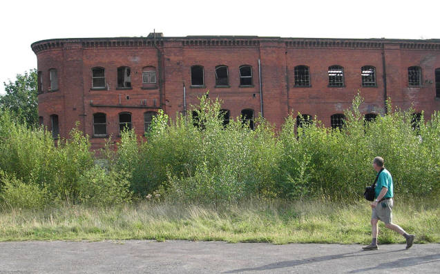 Great Northern Goods Depot and Wharf