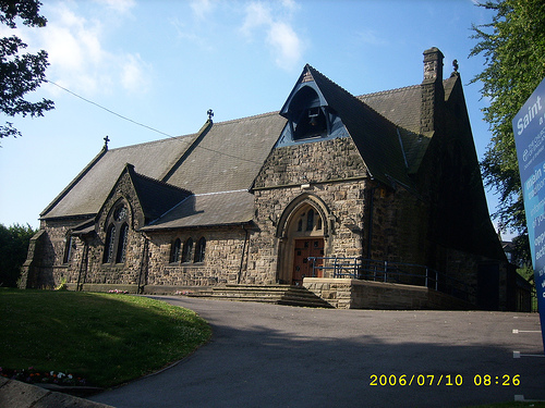 St John the Evangelist Church, Deepcar