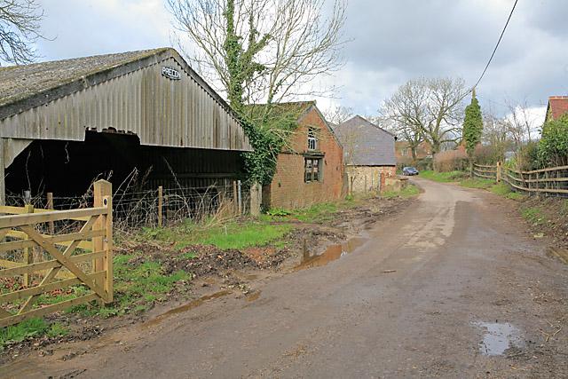 Derelict New Barn Farm, nr Ropley