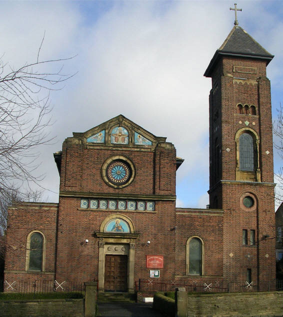 St Peter's Catholic Church, Leeds Road