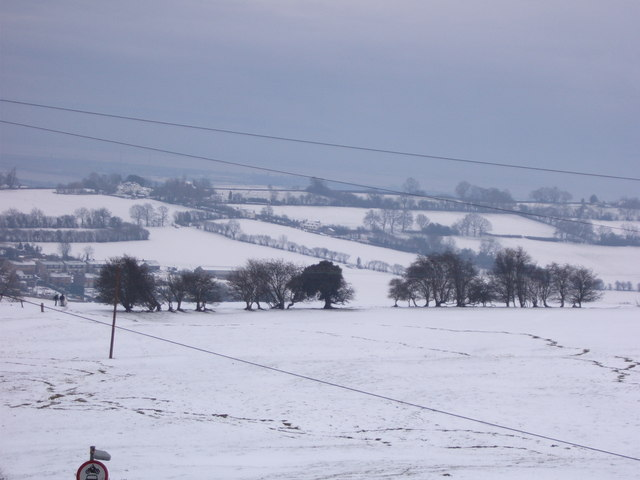 Snow Severn Valley-Feb07