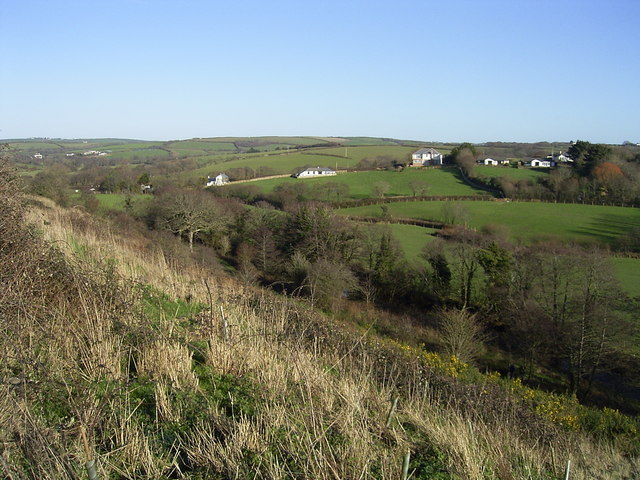 Pinch Hill, Marhamchurch
