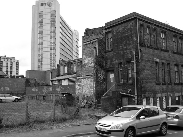 Sheffield Telephone House