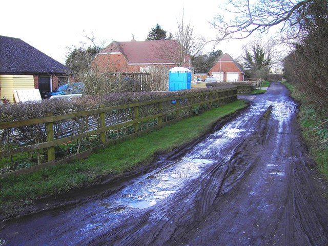 Houses in Kepnal, Wiltshire