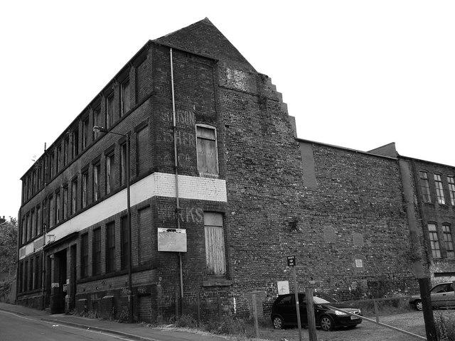 Trafalgar Works - Trafalgar Street, Sheffield