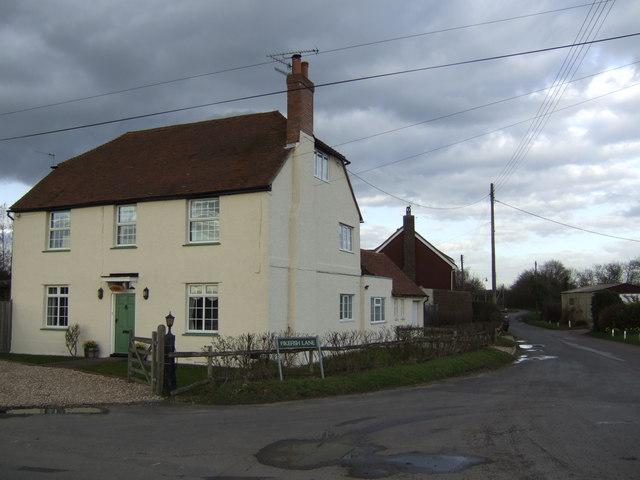 Corner of Pikefish Lane