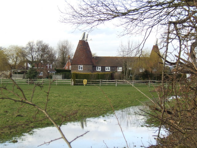 Upper Fowle Hall Oast