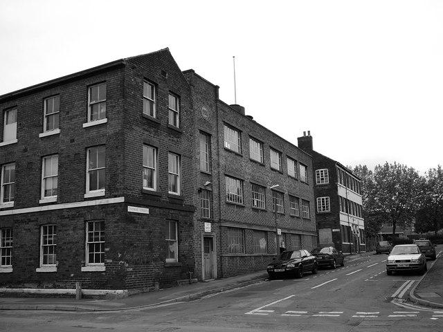 Thomas St Jnc Milton St - Sheffield