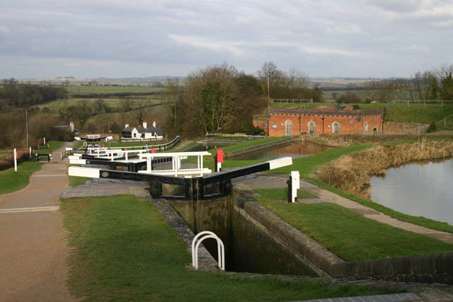Foxton Locks and Museum