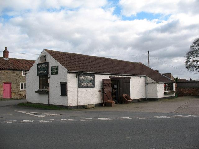 Baldersby Farm Shop