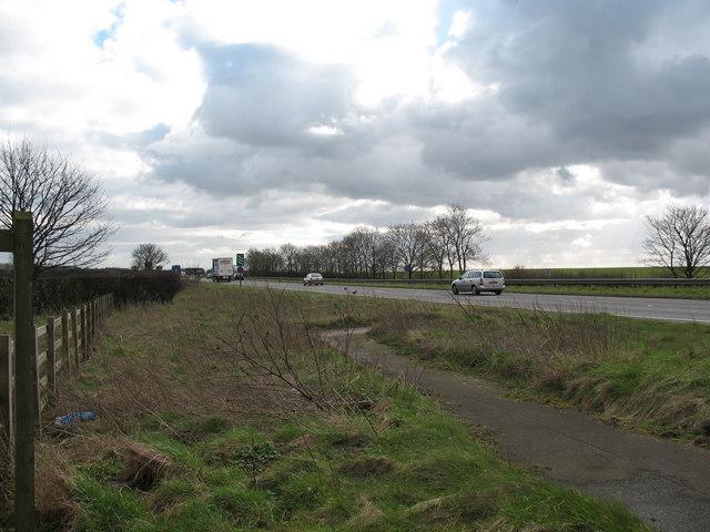 A1 near Baldersby