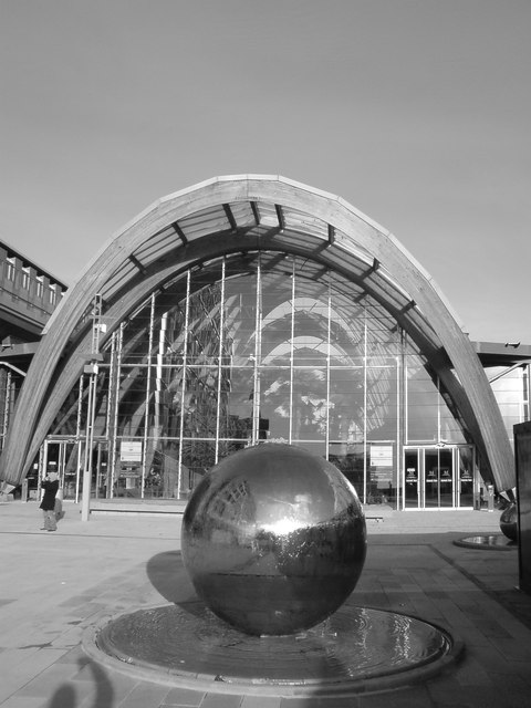 Winter Gardens - Sheffield