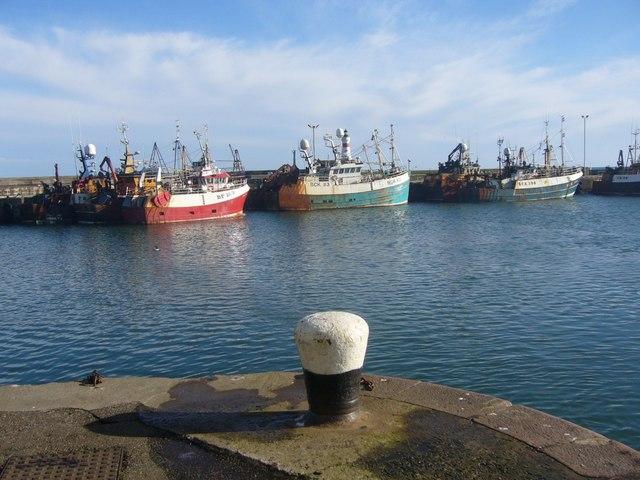 Fraserburgh, Faithlie Harbour