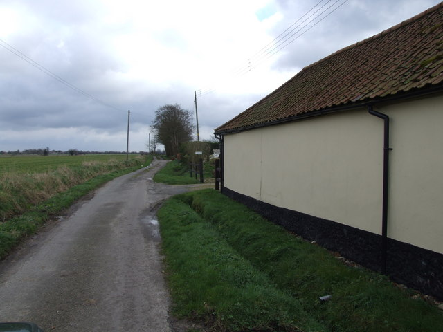 Cherry Tree Farm, Long Stratton