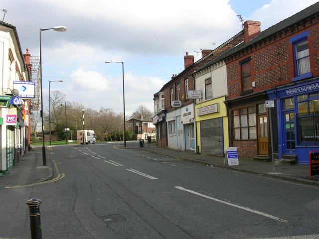 Church Road, Northenden