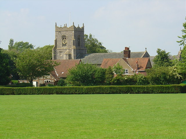 St Peter & St Paul Church, Scarning