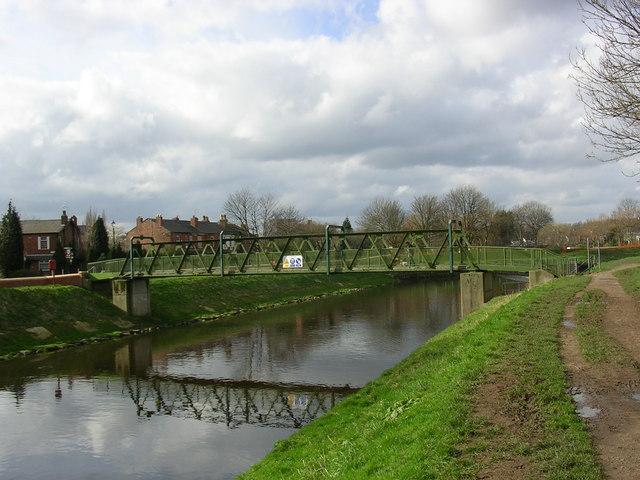 Tatton Arms Bridge
