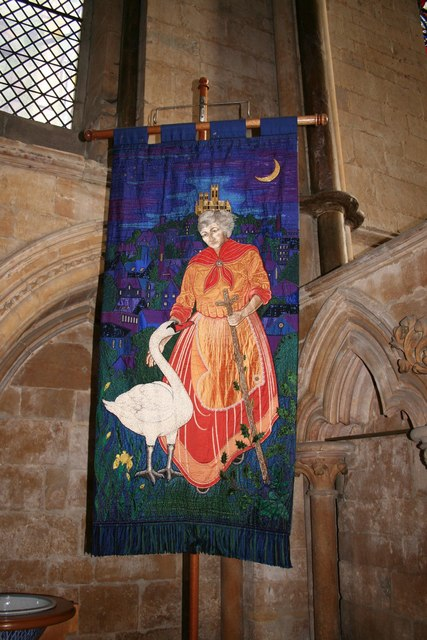 St.Mary's cathedral patronal banner