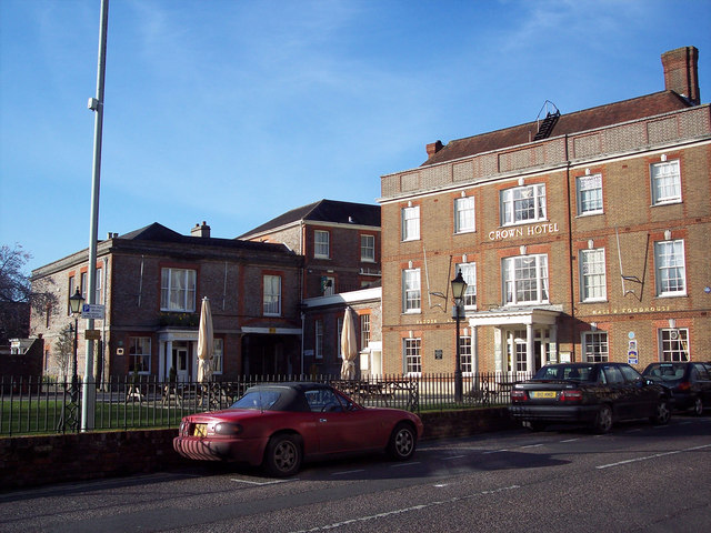 Crown Hotel, Blandford Forum