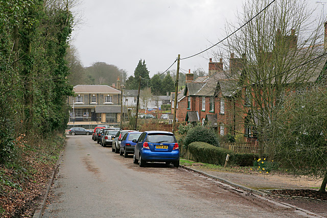 New Road, Micheldever Station
