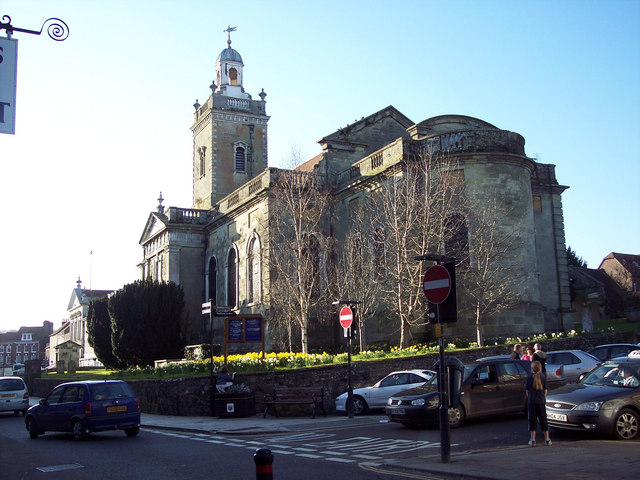 The Church of St Peter and St Paul, Blandford Forum