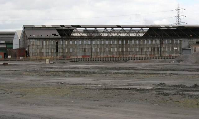 Former British Steel Works