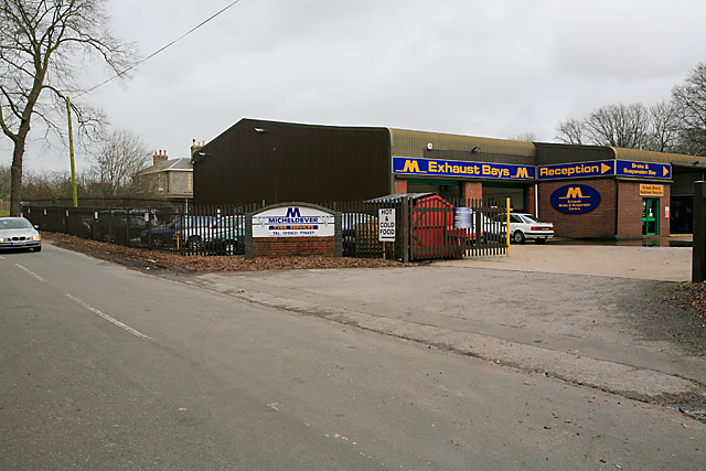 Micheldever Tyre Services, Andover Road, Micheldever Station