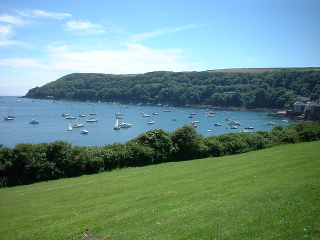Cawsand Bay and Penlee Point