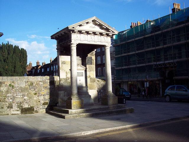 Drinking Fountain, Blandford Forum