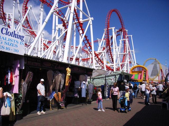 Ingoldmells Market & Funfair