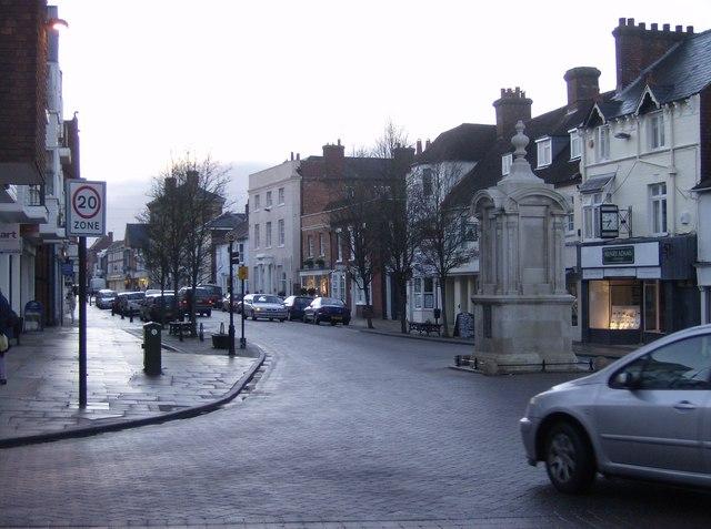Petersfield High Street