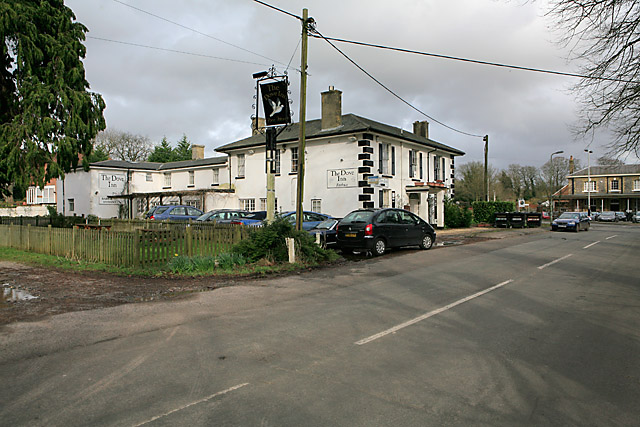 The Dove Inn, Micheldever Station