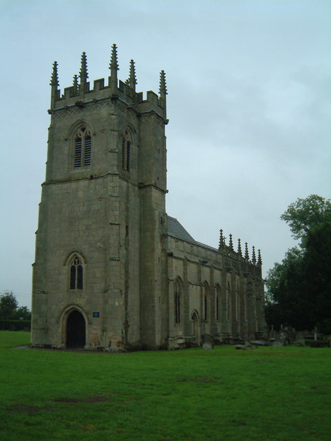 St.  Mary Magdalene's Church, Battlefield, Nr. Shrewsbury