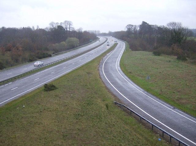 Petersfield bypass