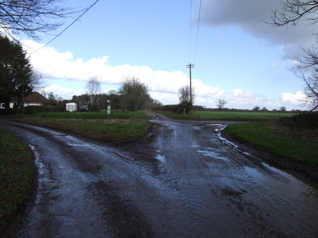 Muddy Crossroads, Morningthorpe