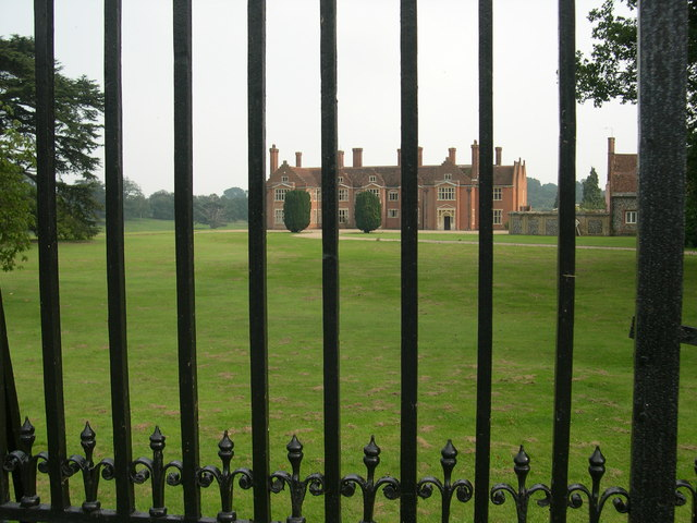 Ampton Hall, Suffolk