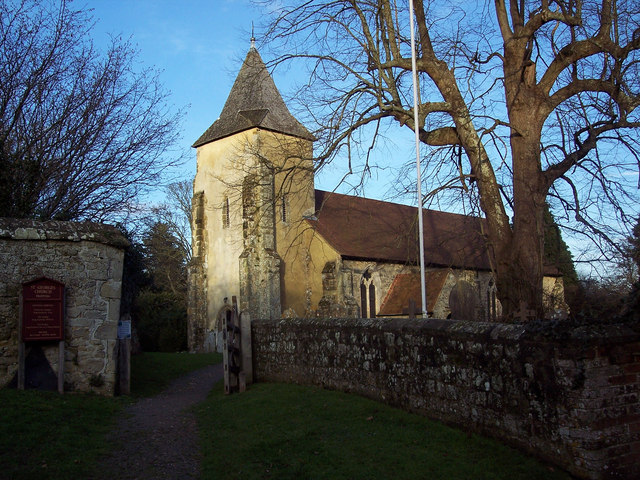 St George's Church, Trotton