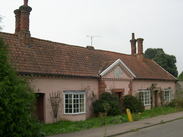 Alms Houses, Ampton, Suffolk