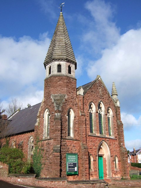 Methodist church, Chelston