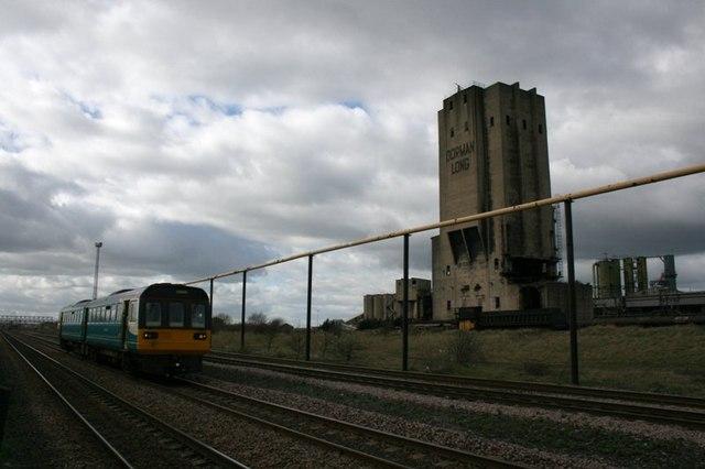 Middlesbrough to Saltburn Railway