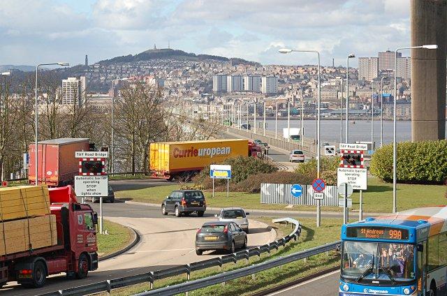 Taybridge Roundabout