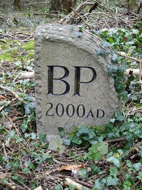 Burrington Parish Boundary Stone