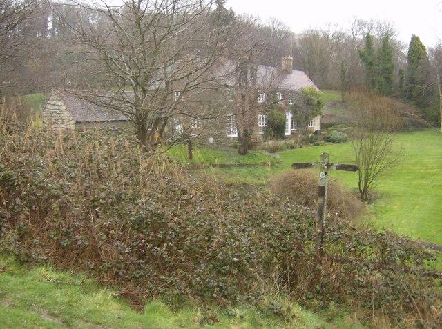 House near Hawkley