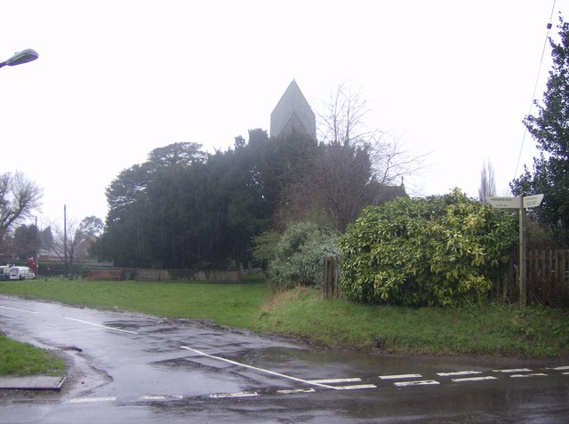 Hawkley Church
