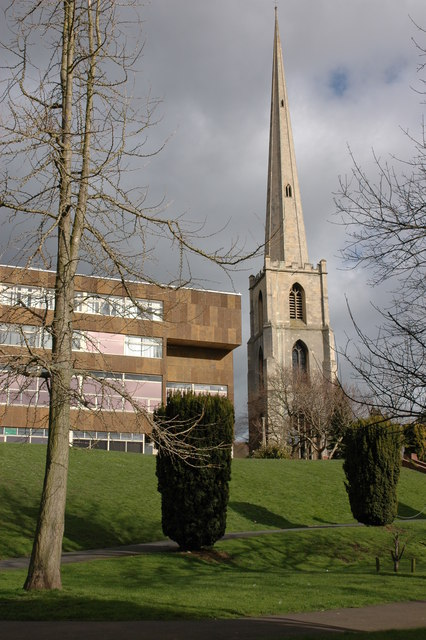 St Andrew's Spire, Worcester