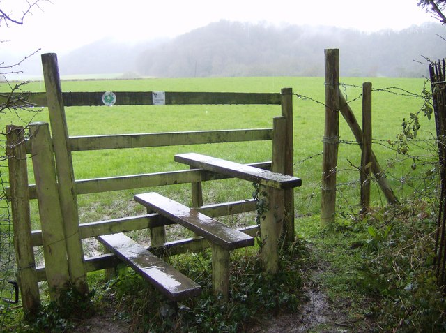 A stile with style