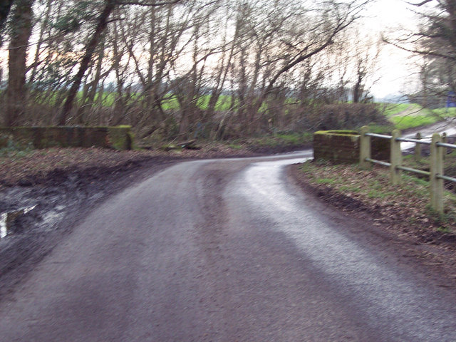 Bridge on Terwick Road, Dumpford