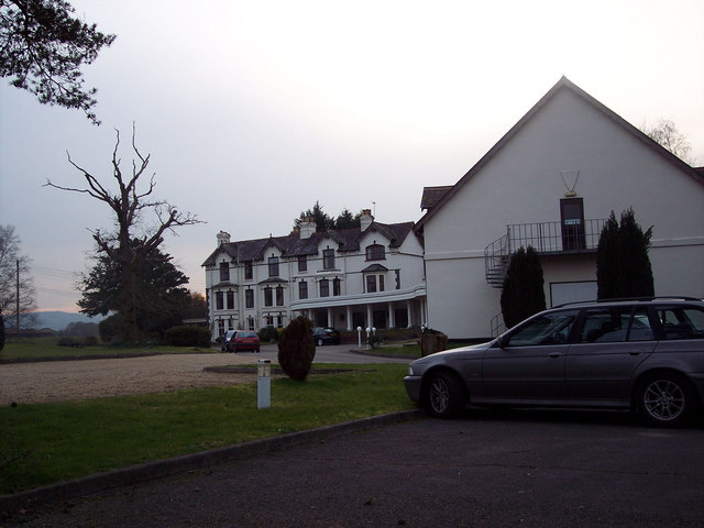 Southdowns Country Hotel, Dumpford