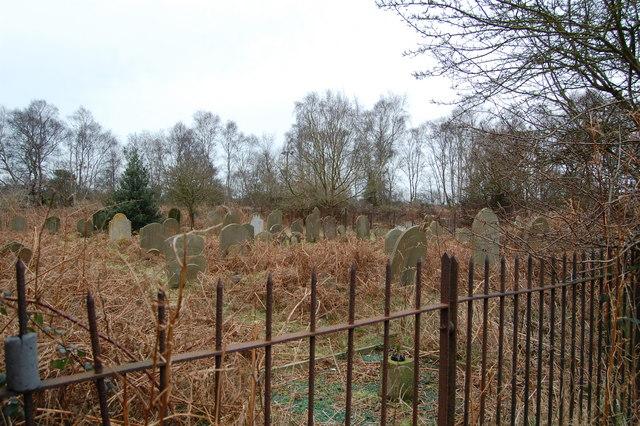 Graveyard of Providence Baptist Chapel, Aldringham