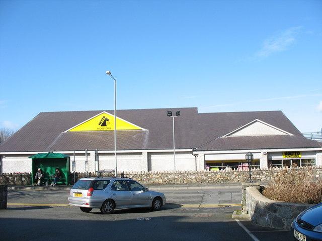 Netto Supermarket, Bangor Street